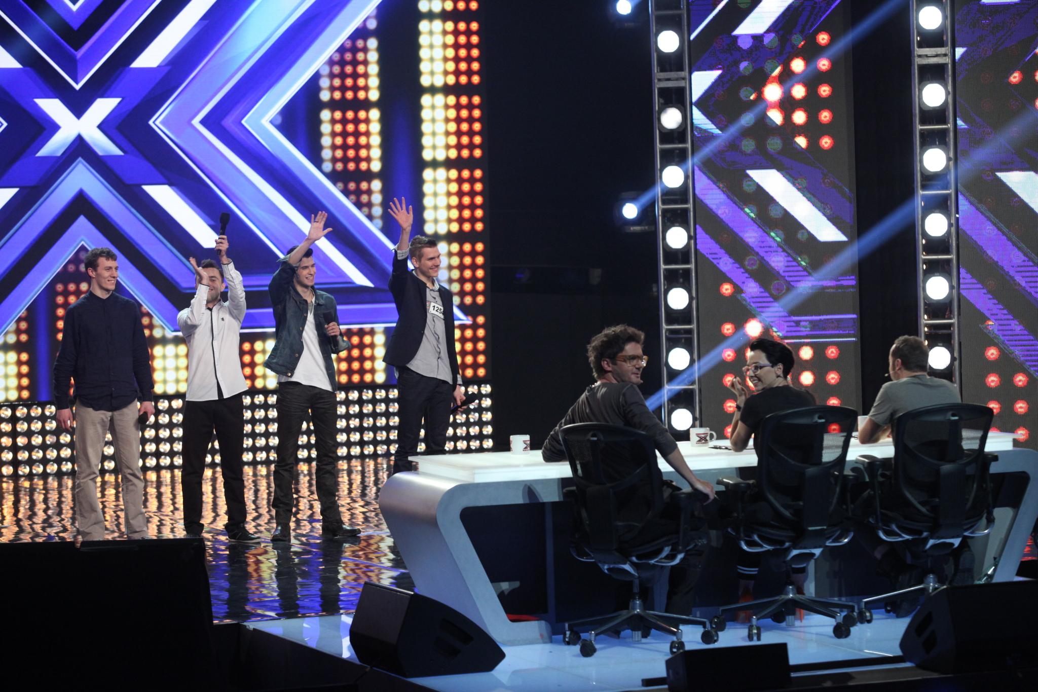 """Szaleństwo podczas castingów """"X Factor"""""""